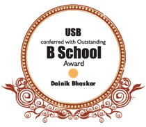 Outstanding B School Award