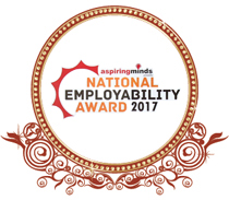 Top 10% Educational Institutes for providing Employability – Aspiring Minds (2015 & 2016)