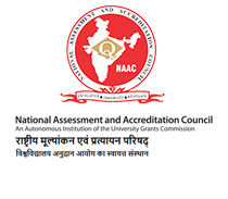 NAAC A+ Accredited in first cycle