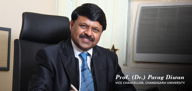 Vice Chancellor, Chandigarh University