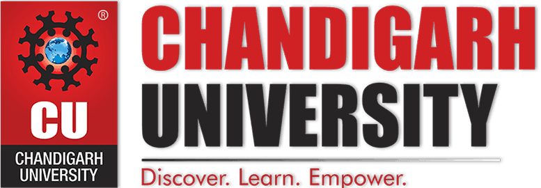 chandigarh University logo