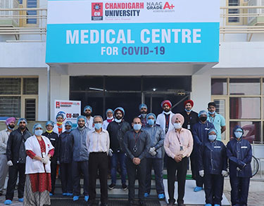Best Private University In Punjab North India India Chandigarh University