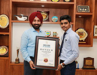 Chandigarh University makes a National Record in the field of Research