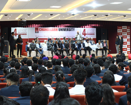 Industry Centers Of Excellence Chandigarh University Cu