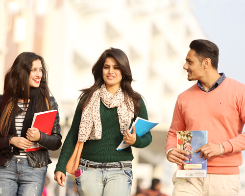 Students Services At Chandigarh University